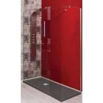 Receveur douche resine achat receveur douche resine pas cher rue du commerce - Receveur de douche 90x180 ...