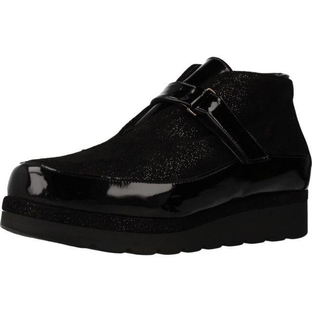 Trimas Menorca Boots, bottines et bottes femme 1152T , Noir