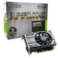 EVGA - GeForce GTX 1050 Ti SC Gaming 4 Go