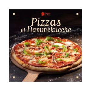 Saep - Livre Recettes Pizza Et Flamm. F/B 8050