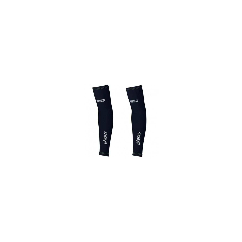 Asics - Manchettes Noir Fuji Armwarmer Running - pas cher Achat / Vente Chaussures running
