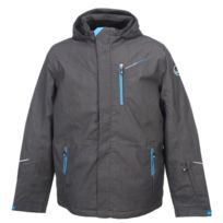 Killtec - Blouson de ski Artic antra jacket jr Gris 43127