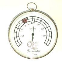 C. Diffusion - Thermomètre Cadran rond de Cave