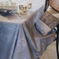 Garnier-Thiebaut - Nappe Mille Eclats Macaron 130x130