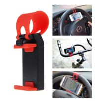 Appbot Link - Support voiture Universelle Hdeo pour smartphone Attache au Volant