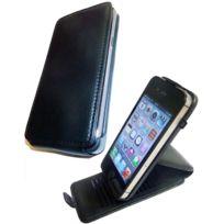 Colorfone - Etui Housse Stand Case avec rabat et fonction Stand Apple iPhone 4 et 4S