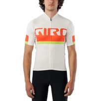 Giro - Chrono Expert - Maillot manches courtes - orange/blanc
