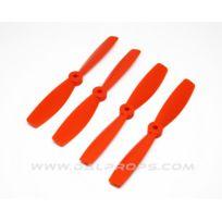 "DAL RC - Hélice DAL ""Indestructible"" 6045 Bullnose Orange"