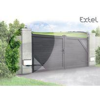 Cfiex - Kit motorisation BORA pour portail battant 4m