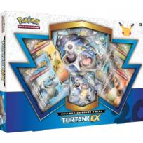 Pokemon Usa - Cartes à collectionner - Coffret Pokemon Eté 2016 : Tortank-Ex