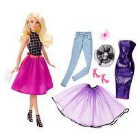Mattel - Barbie - Barbie blonde tenues à combiner