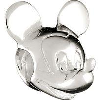 Chamilia - Charm en Argent - Collection Disney - Mickey