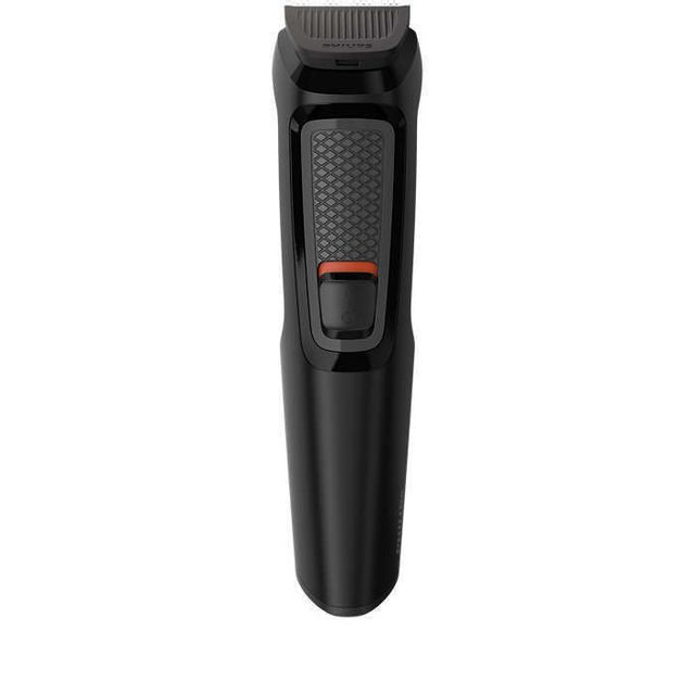 PHILIPS Tondeuse visage Multigroom series 3000 - MG3710/15 - Noir