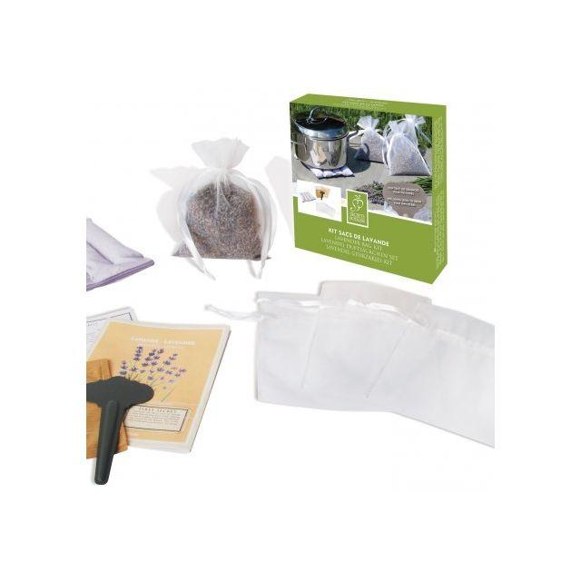 Esschert Design Kit Sacs de Lavande