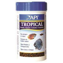 Api - Tropical Granulés - Pour poisson - 117 g