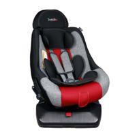 TROTTINE - Siège auto bébé CLIPPERTON - Groupe 0/1 - Noir & Rouge