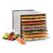 KLARSTEIN - Fruit Jerky Pro 8 Déshydrateur alimentaire 630W 8 étages acier