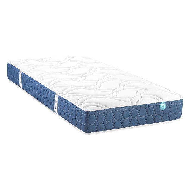 merinos matelas ressorts ensach s h22cm confort ferme story 90x190cm achat vente matelas. Black Bedroom Furniture Sets. Home Design Ideas