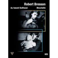 Arte ÉDITIONS - Robert Bresson - Coffret - Mouchette + Au hasard Balthazar