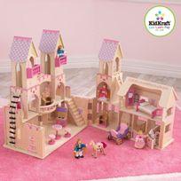 KIDKRAFT - Maison de Poupées Chateau de princesse