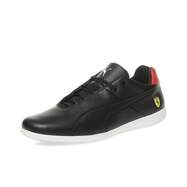 puma chaussures hommes noir