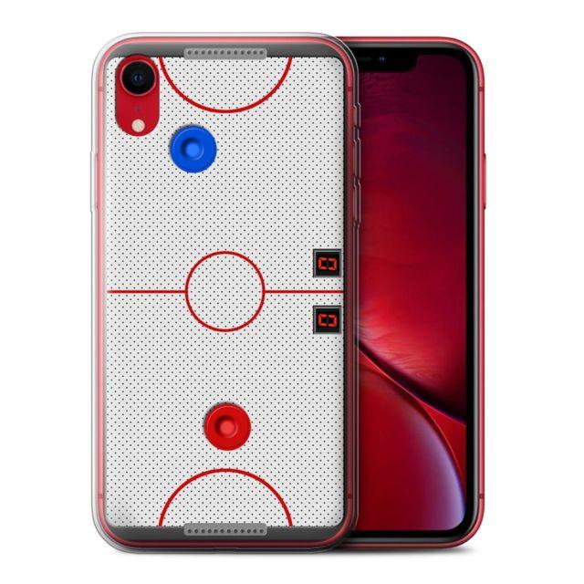 coque iphone xr hockey