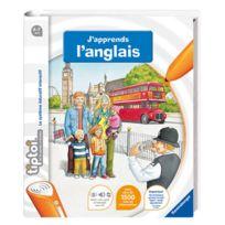 Tiptoi - J'apprends l'Anglais Ravensburger