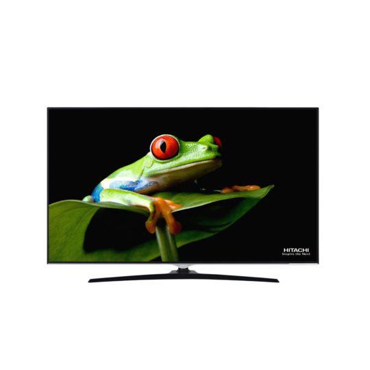"""HITACHI TV LED 4K UHD - 65"""" ( 165 cm ) - 65HK6500 - Noir"""