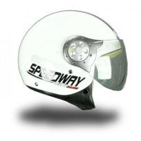Speedway - Casque Sp220 Blanc
