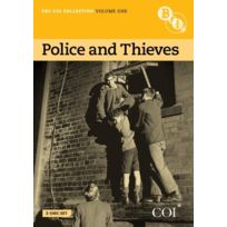Bfi Video - Coi Collection Vol.1 - Police And Thieves IMPORT Anglais, IMPORT Coffret De 2 Dvd - Edition simple