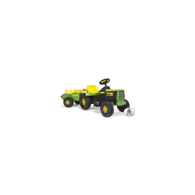 Injusa Tracteur électrique basic 6V