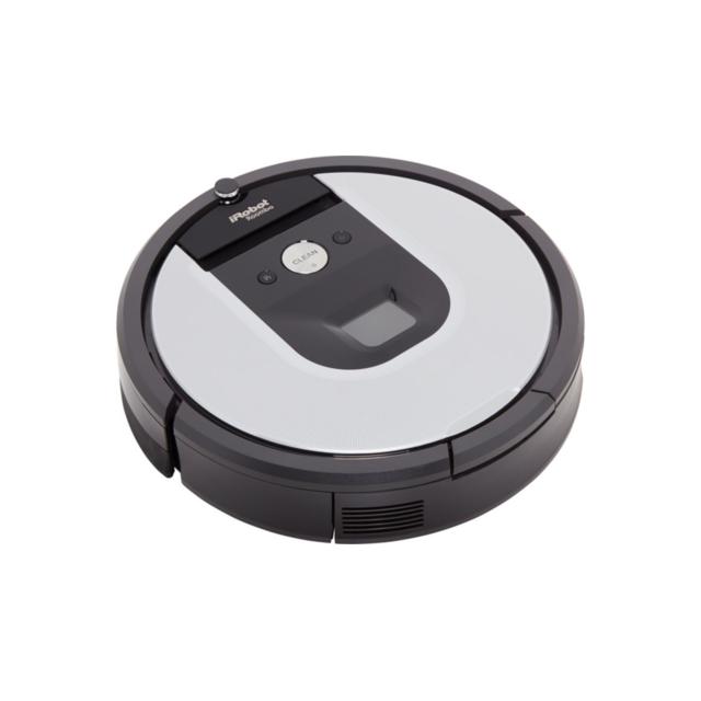 IROBOT Aspirateur robot connecté Roomba 965 - Gris