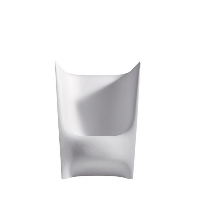 Driade Fauteuil d'extérieur Plie - gris clair