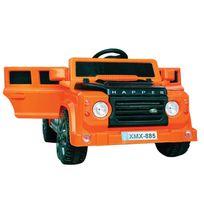 Bikeroad - Voiture éléctrique enfant type 4X4 Land Rover Defender