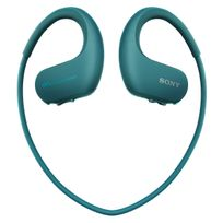 SONY - Lecteur Mp3 serre-tête Walkman NW WS413 4Go Bleu