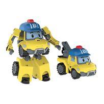 ROBOCAR POLI - Véhicule transformable Bucky - 83308