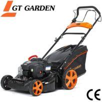 GT GARDEN - Tondeuse thermique tractée, 125 cm3, moteur B&S