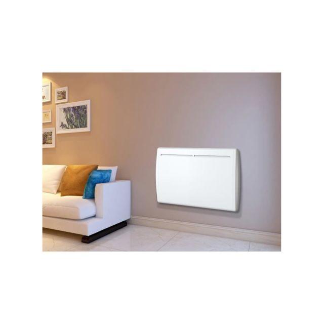 oceanic jade radiateur lectrique fixe double coeur de. Black Bedroom Furniture Sets. Home Design Ideas