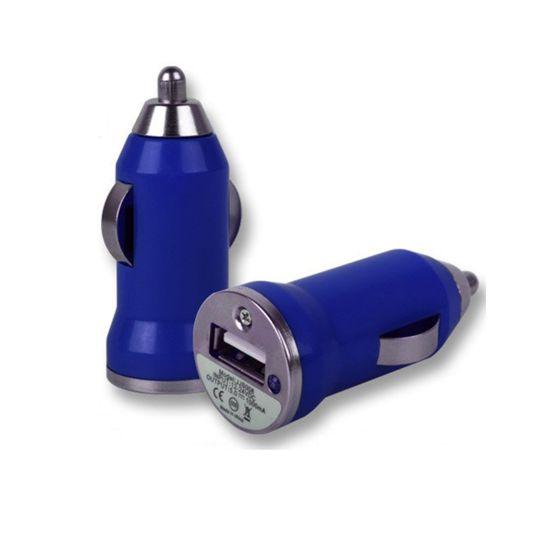 Lapinette - Chargeur Voiture Allume Cigare Pour Ipad Mini - Bleu