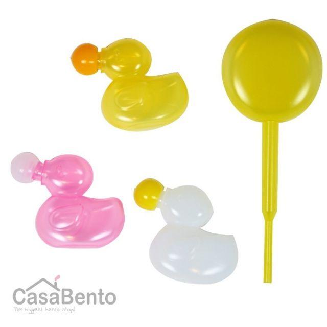 Casabento Mini-bouteilles à sauce canards