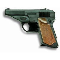 Edison Giocattoli S.p.A. - Falconmatic 'POLIZEI' 13 Schuss, L 14,5 Cm 237/34