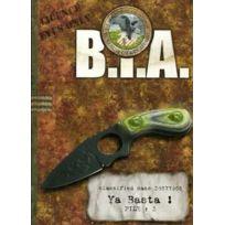 Les Xii Singes - Jeux de rôle - B.I.A. Jdr - Ya Basta