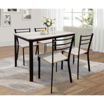 Table Chaise Salle Manger Achat Table Chaise Salle Manger Pas Cher