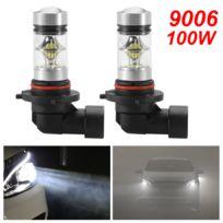 De Drl Ampoules Lampe Super 9145 9006 Lumineux H10 9005 6000k Ld1505 Antibrouillard 2pcs Led Hb3 Automobiles Conduite 100w Remplacement XZOPukTi