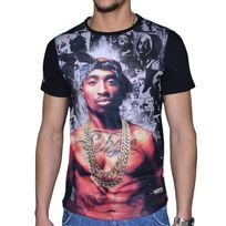 Sohype - So Hype - Tshirt Manches Courtes - Homme - Too Hype - Noir