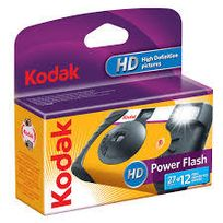 Kodak - Appareil photo jetable Iso 800 - 3961315