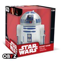 ABYSTYLE - Star Wars Wars - Tirelire - R2-D2