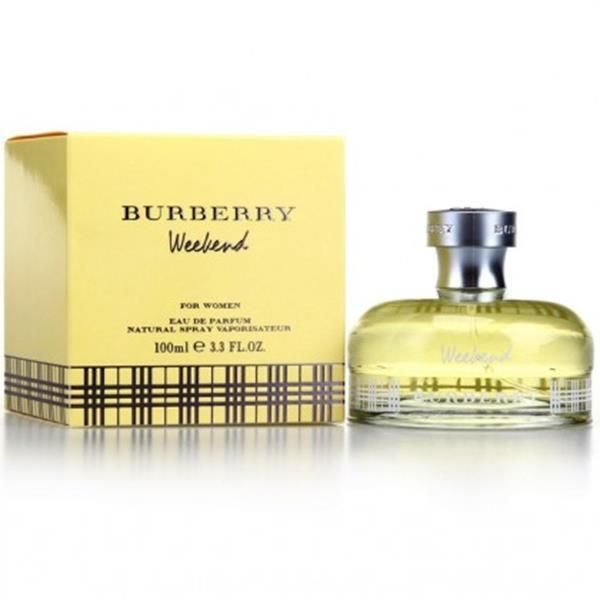 Burberry Week End 100ml Eau De Parfum Vapo Pas Cher Achat