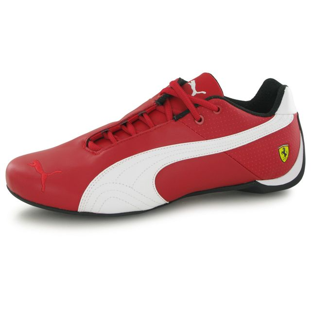 13a292332c Puma - Ferrari Future Cat Og rouge, baskets mode homme - pas cher ...