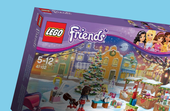 Calendrier Avent Lego City.Calendriers De L Avent 2018 Pas Cher Noel Rueducommerce